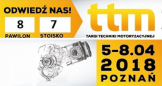KINERGO приглашает на TTM Automotive Technology Fair в Познань